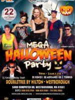 Mega Halloween Party